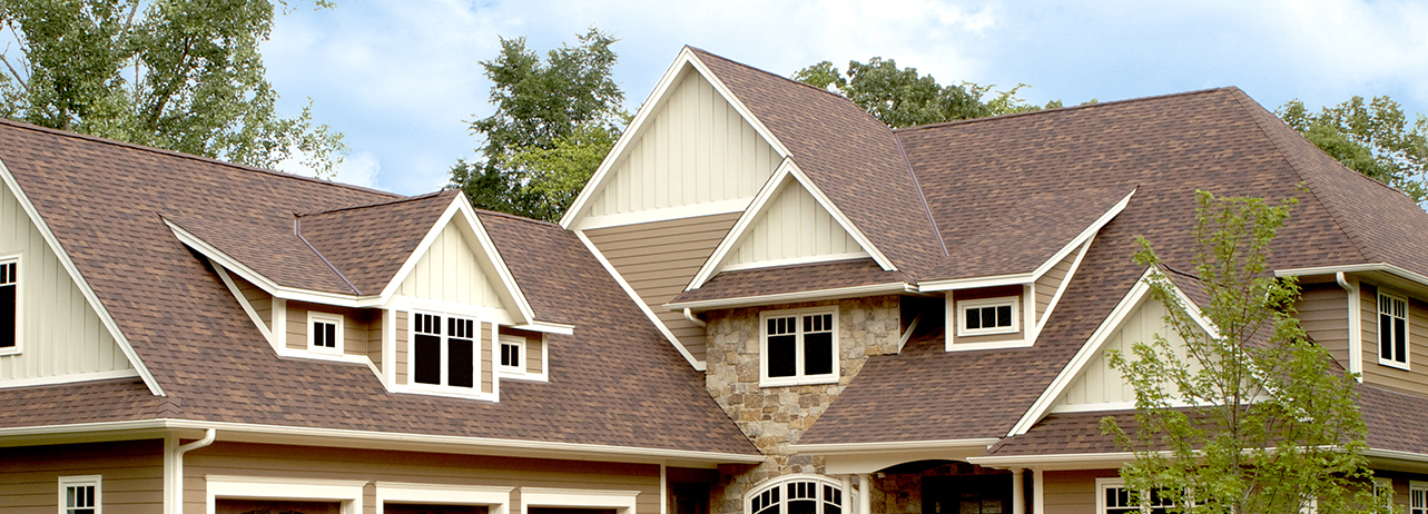 Asphalt roofing options and installation services in mn