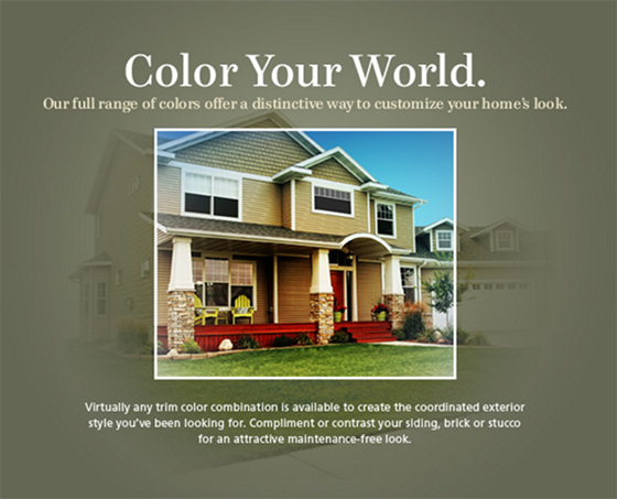 Exterior home color tool exterior home design tool Color your home exterior online