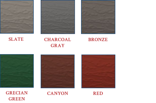 Siding Color Guide