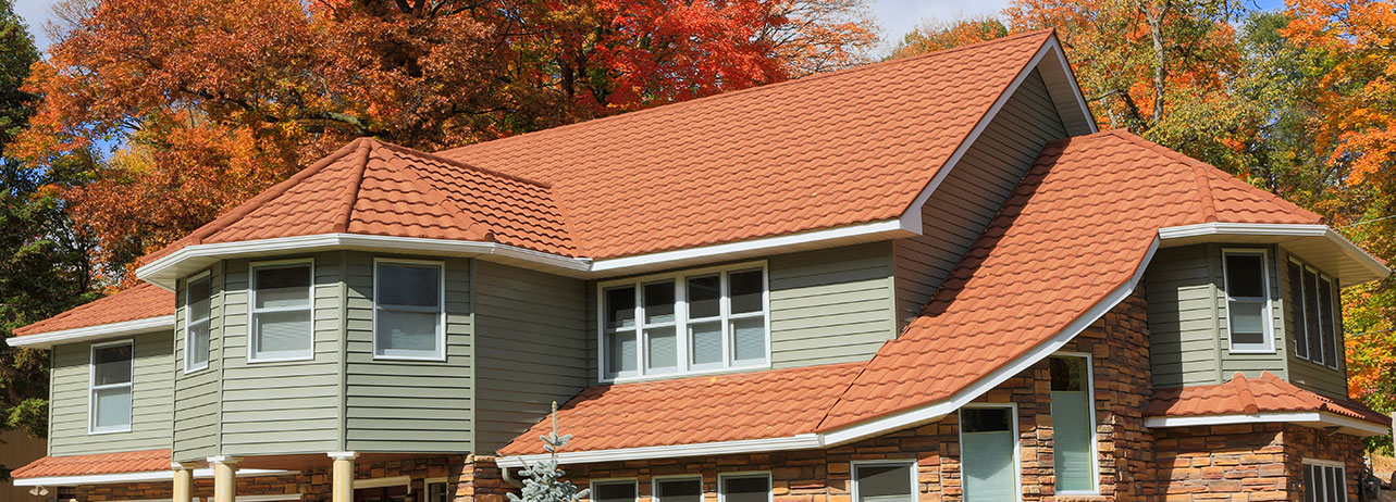 Metal roofing and installation services in Minneapolis