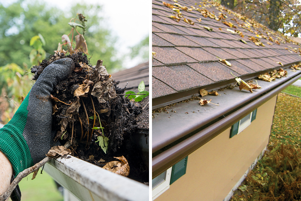 LEAFAWAY® gutter protection